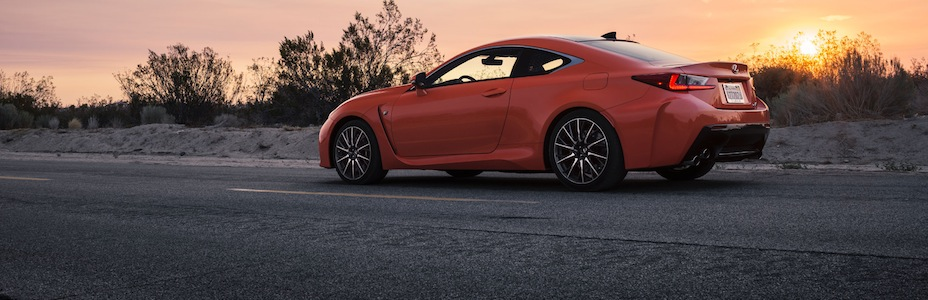 2015 Lexus RC: Low Key Speed Demon