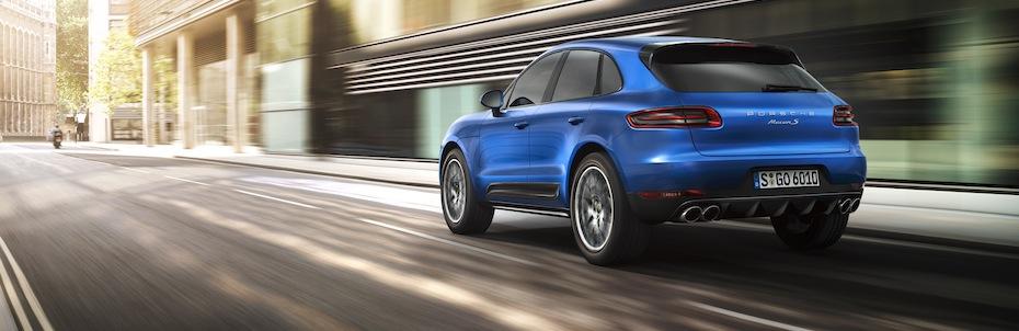 VIDEO: The $49K Porsche Macan