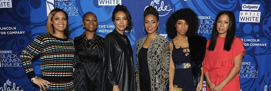 GALLERY: Lincoln at 2015 Essence Black Women in Music