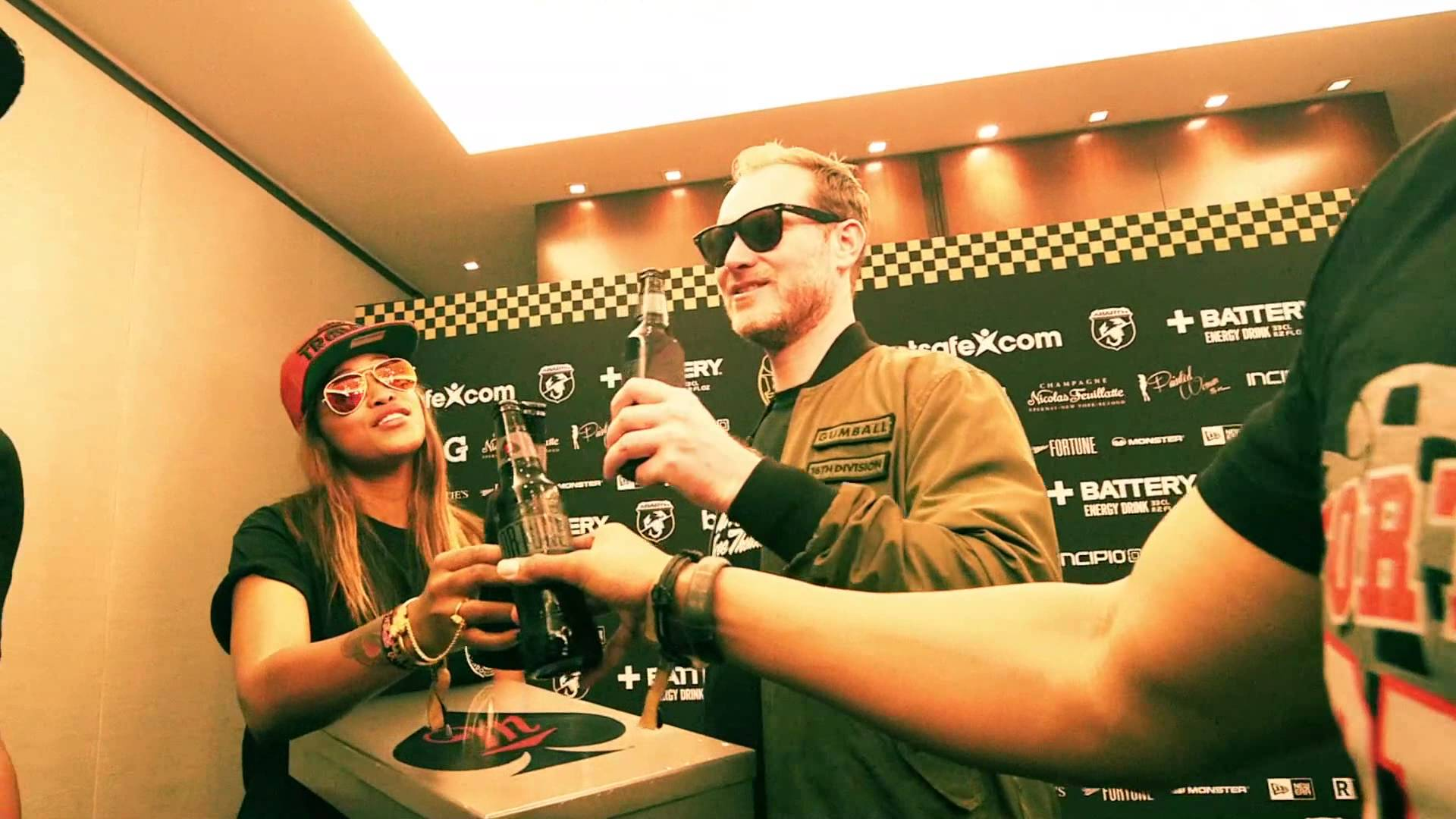 VIDEO: Gumball 3000 Recap via Miller Fortune