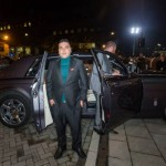 NAUGHTY BOY, Rolls Royce, 2015 MOBO AWARDS