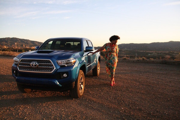 2016 Toyota Tacoma- A Boss Truck for Boss Chicks