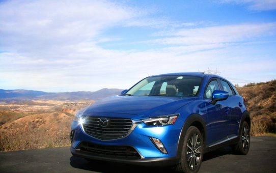 Mazda CX-3 – The Perfect Cool Nerd Car