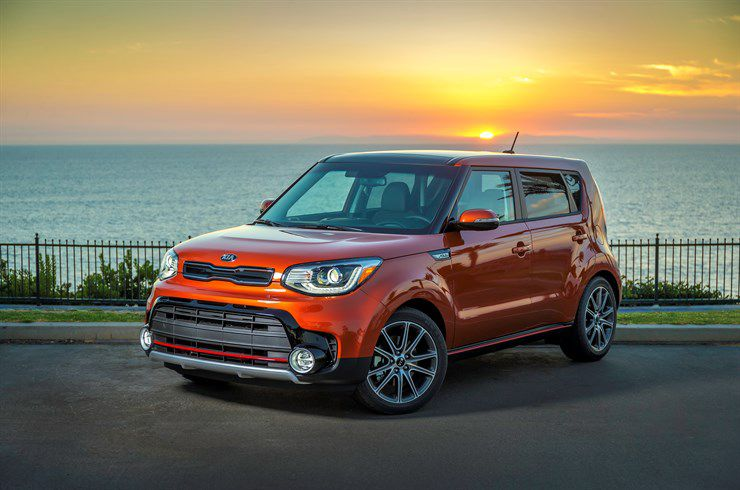 Kia Soul Turbo for SimplyRides.com