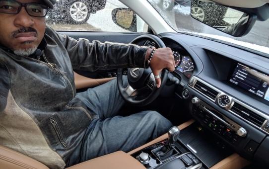 Simply Rides Radio: Lexus GS 300